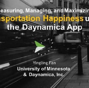 Transportation Happiness presentation