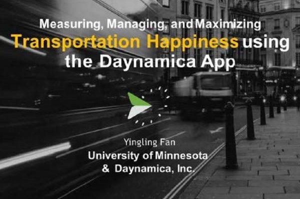 Transportation Happiness presentation
