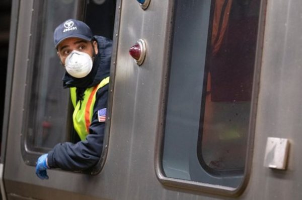 Pandemic impact on public transit