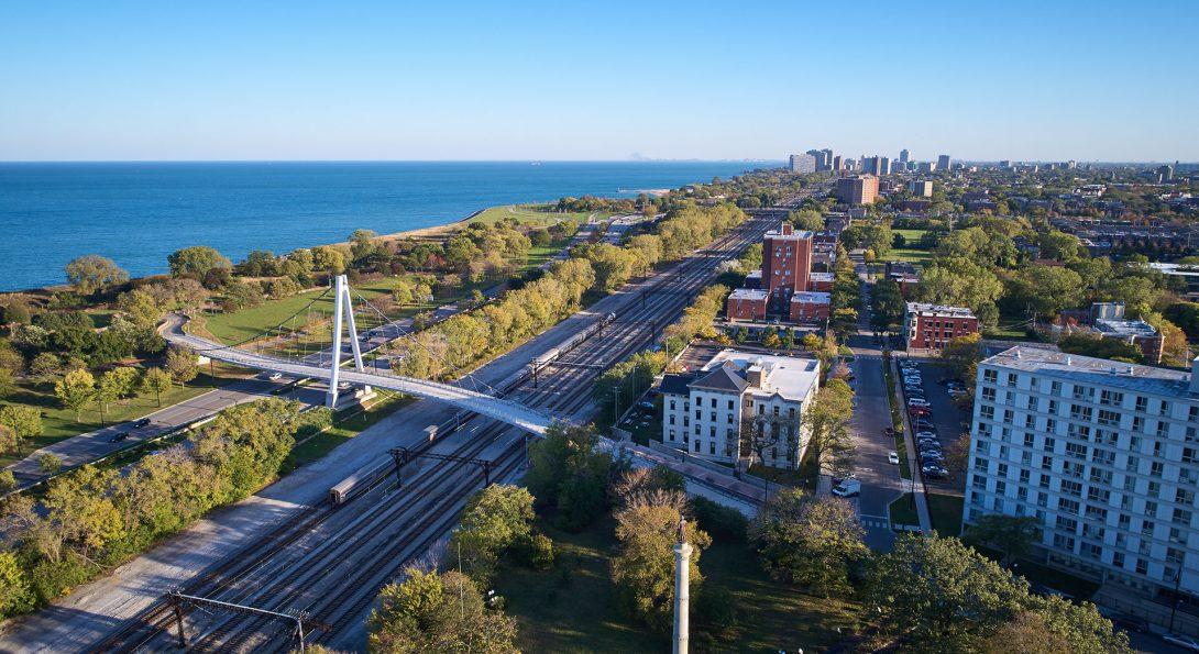 Re-imagination of Chicago's regional  transportation