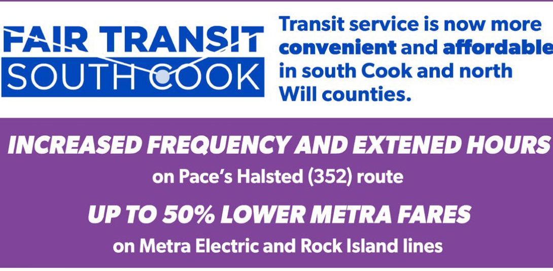 Focus on fair transit in Cook County