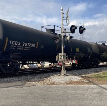 Proposal on shared Amtrak and freight line