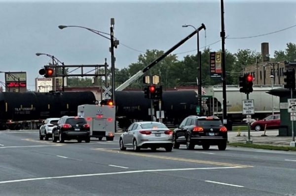 Study to improve safety at rail grade crossings in Illinois